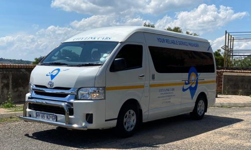one of our kruger shuttles